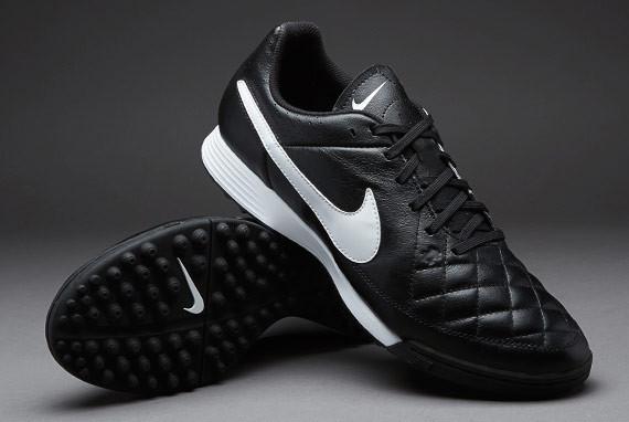 Сороконожки Nike TIEMPO GENIO LEATHER TF 631284-010 (Оригинал)
