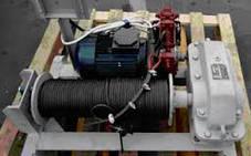 Лебедка электрическая монтажная, фото 2