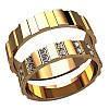 Обручальные кольца арт. 20004