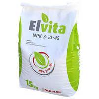 NPK 3-10-45 Elvita (мешок 15 кг)