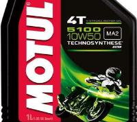 Масло Motul 4T 5100 для мотоциклов