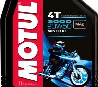 Масло Motul 4T 3000 для мотоциклов