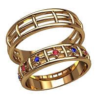 Обручальные кольца арт. 20010