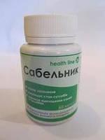 Сабельник улучшает состояние суставов, снимает воспаления, 60 капс. витера