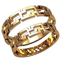 Обручальные кольца арт. 20013
