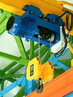 Электротельфер, таль электрическая Q – 10 т, H – 6 м