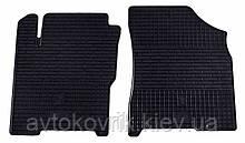 Резиновые передние коврики в салон Chery A13 2008- (STINGRAY)