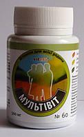 Мультивит комплекс витаминов, 60 табл. витера