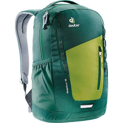 Городской рюкзак Deuter StepOut 16 moss/forest (3810315 2219)