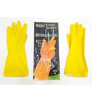 Перчатки Резиновые (В Ассортименте) кд 634