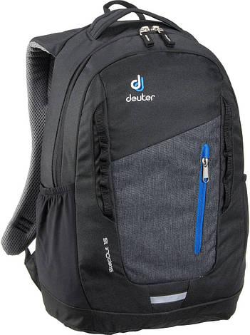 Городской рюкзак Deuter StepOut 16 dresscode/black (3810315 7712)