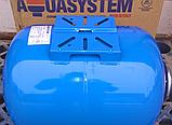 Гидроаккумулятор Aquasystem VAO 35 л, фото 3