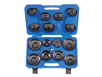 Набор съемников маслянных фильтров (головки) 16 пр. KINGTONY 9AE2016