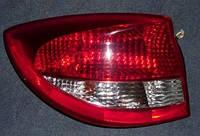 Фонарь задний левый седан 03-KiaRio2000-2006