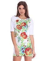 Платье женское с принтом , фото 1