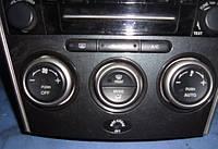 Блок управления печкой климат 05-Mazda62002-2007