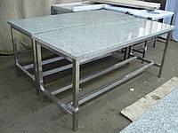 Стол с гранитной столешницей