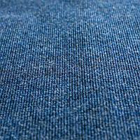 Ковролин на резиновой основе Sintelon Казино (синий)