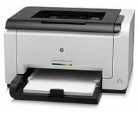 Принтер HP Color LaserJet Pro CP1025nw (WIFI, LAN)