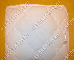 Наматрасник с хлопковым волокном 160х200 с резинками по углам, фото 2
