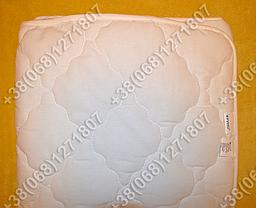 Наматрасник с хлопковым волокном 180х200 с резинками по углам, фото 2