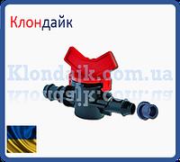Кран стартовый с резинкой для многолетней и слепой трубки (SL 011 3)
