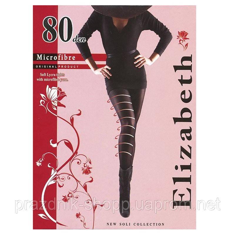 Колготки Элизабет Microfibre 5, 80 ден.