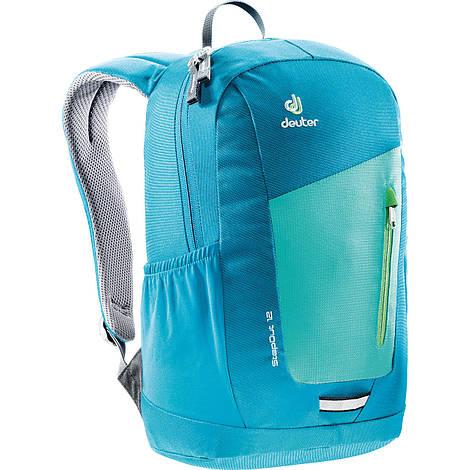 Городской рюкзак Deuter StepOut 12 mint/petrol (3810215 2307)