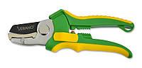 Секатор Verano 175 мм, металлическая наковальня, d среза 13 мм, срез прямой (арт. 71-812)