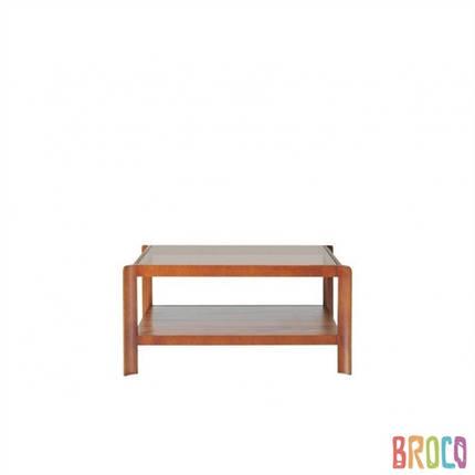 Стеклянный столик BRW Alevil LAW/100, фото 2