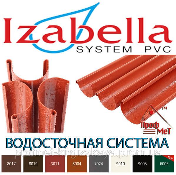 Водосточная система IZABELLA - ПрофМет - Мир Кровельных материалов в Харькове