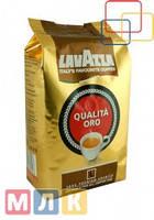 Lavazza Qualita Oro Кофе зерновой, вакуумный брикет, 1 кг