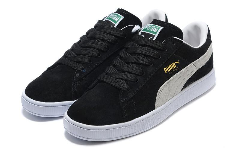 f6214b142f0e33 Мужские кроссовки Puma Suede черные: купить в Днепропетровске и ...
