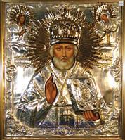 Икона  Святого Николая Чудотворца  №20 , фото 1