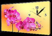 Часы на холсте 30 х 53 см C23