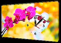 Часы на холсте 30 х 53 см C32