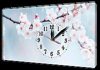 Часы на холсте 30 х 53 см C146