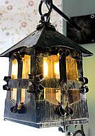 """Светильники и фонари """"Диканька"""" (на кронштейне или на цепочке), фото 1"""