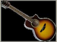 Акустическая гитара Трембита - Леотон L-15 (разные цвета,матовые)