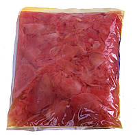 Имбирь маринованный розовый 1кг.