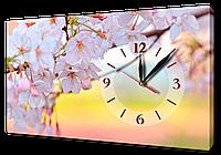 Часы на холсте 30 х 53 см CH24
