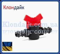 Кран соединительный для многолетней и слепой трубки (SL 011 4)