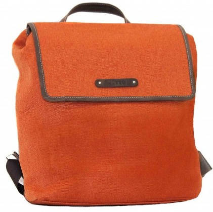 Женский креативный городской рюкзак из натурального хлопка 8 л. Mт26Man41Kaz125