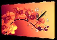Часы на холсте 30 х 53 см CH27
