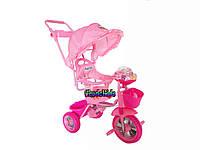 Детский трехколесный велосипед Princess-Story