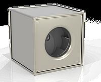 Вентилятор канальный радиальный квадратный с ЕС-двигателем Канал-КВАРК-КП-ЕС-46-46-2-380