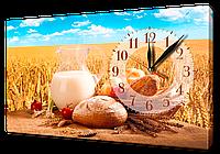 Часы на холсте 30 х 53 см CH30