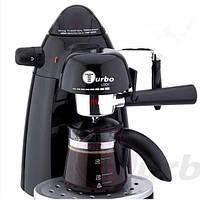 Кофеварка компрессионная Turbo TV1010W