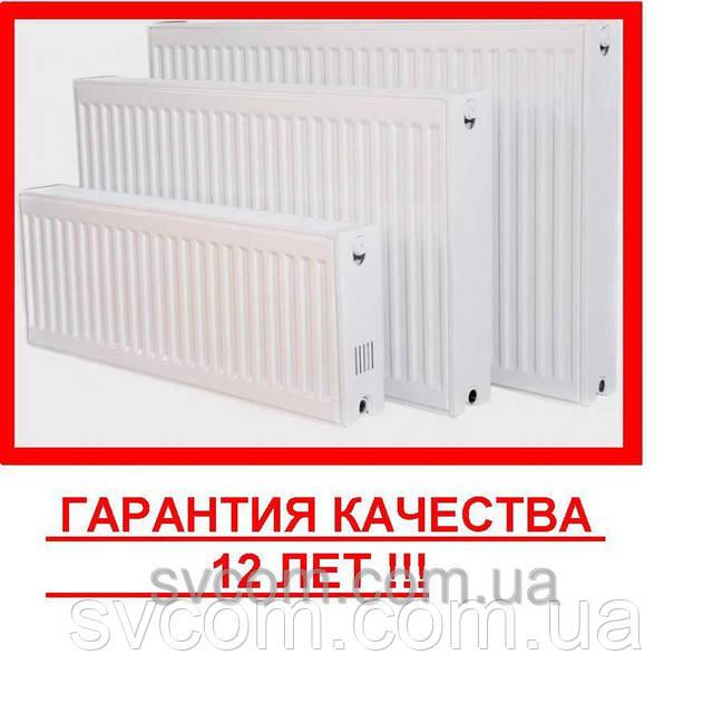 Таблица Мощности (Теплоотдачи) Стальных Радиаторов Отопления ENERGY