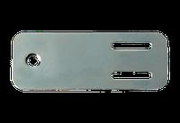 Прямой металический кронштейн для монтажа концевых выключателей PS F
